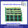 240pin So DIMM 512MB*8 16c DDR3 8GB RAM Memory