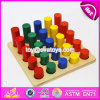 2017 New Design Preschool Blocks Wooden Montessori Infant Toys W12f012
