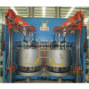 2014 New Products Double-Mould Mechanical Tire Curing Press