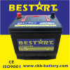 Top Quality 60ah 12V SMF Car Battery 55D23r-Mf