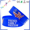 Promotional Colorful Silicone Rubber Wristband for Gifts