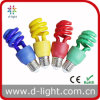 Mixed Color Half Spiral Colorful Lamps