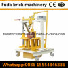Manual Movable Concrete Hollow Block Machine with Ce Certificate