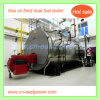Oil & Gas Dual Fuel Fired Industrial Steam Boiler
