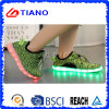 High Quality LED Shoes with USB Cable Charging (TNK90002)