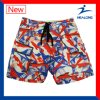 Dye Sublimation Printing Beach Shorts