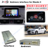 Auto Upgrade HD Multimedia Android Interface GPS Navigation Box for (14-16) Mazda3 Support Mirrorlink/Bt/WiFi