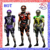 100% Polyester Sublimation Cool Dry American Football Jersey