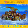 Excellent Quality Pirate Ship Indoor Playground for Children (A-15253)