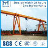 10 Ton Mh Model Electric Hoist Single Girder Gantry Crane 10 Ton