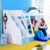 dB-601b Double Bunk Bed for Kids Bedroom