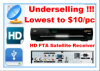 10 Dollars One PC HD FTA TV Box