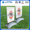 Double Sided Pavement Sign Outdoor Stand Snap Frame (LT-10G1)