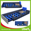Custom Design Indoor Rectangular Trampoline Park