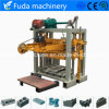 Semiautomatic Concrete Hollow Brick Machine Price