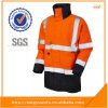 Cheap Price Hi Vis Winter Jacket with Qualitied Lining