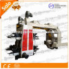 New Belt 4 Color Film Flexography Printing Machinety