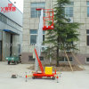 Ce Approved Good Quality Electric Hydraulic Aluminum Mobile Personal Lift for Sale
