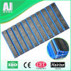 Anti-Slip Plastic Modular Conveyor Belt with Rubber