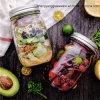 Free Sample 16oz Glass Marson Jar for Storage Fruit