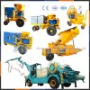 Spz-5 Explosion Proofing Shotcrete Machine China Zhengzhou Sincola