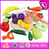 2015 New Cutting Vegetables Toy, Children Vegetable Cutting Wooden Toy, Kids′ Pretend Play Wooden Cutting Toy W10b138