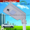 6W Solar Integrated LED Street Light 3 Years Warranty
