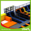 Indoor Adult Fitness Trampoline Park with Baskteball Dunks for Sale
