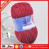 Yearly Output 10 Million Items Dyed Knitting Yarn Wool