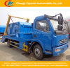 Dongfeng 4*2 Hydraulic Swing Arm Garbage Truck