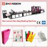 Special Box Bag Making Machine Non Woven Fabric Zxl-C700
