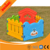 Kids Indoor Palyground plastic Fence Ball Pool with Ocean Ball