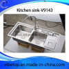 High Quality Stainless Steel Double Sinks