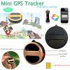 Sos Geo-Fence Monitoring GPS Tracking Device for Kids/Elderly