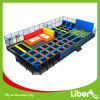 Square Springless Free Jump Supermarket Toddler Gymnastic Custom Indoor Trampoline Bed