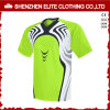 Breathable Dri Fit Polyester Soccer Jersey