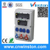 Industrial Plastic Waterproof Power Combination MCB Box with CE