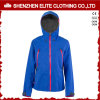 Sport Windproof Softshell Jacket with Fleece Lining