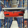 Time Saving Warehouse Storage Shelf Steel Shuttle Racking