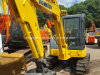 Used Japan Mini Digger Komatsu PC55mr-2 Excavator