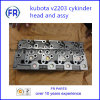 High Quality Kubota V2203 Cykinder Head and Assy