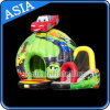 Kids Inflatable Car Disco Fun Jumping Castle Customized Inflatable Castle House