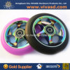 Inline Skates Rubber Wheels Metal Core Scooter Wheels