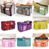 Cosmetic Zipper Portable Multifunctional Travel Handbag Storage Organizer Makeup Bag