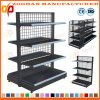 Industrial Supermarket Wall Shelving Storage Store Wire Display Shelves (Zhs399)