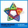 Magnetic Triangle Toy with Different Colors