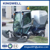 European Design Diesel Road Sweeper with CE