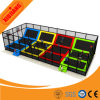 OEM Service Trampoline with Playground