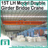 Lh Type Double Girder Workshop Overhead Crane Made in China