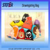 Hologram Holographic PU Laser Colorful Drawstring Bag